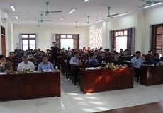 Thừa Thiên – Huế : Triển khai công tác thi hành án dân sự năm 2018