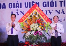 Nghệ An tưng bừng ngày hội hòa giải viên cấp tỉnh 2016