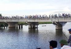 Thai phụ nghĩ quẩn mang theo hai con nhỏ ra sông tự tử