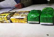 Phá thương vụ 4kg ma túy đá trị giá hơn 1,3 tỷ đồng