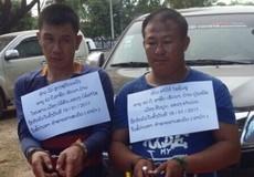 Biên phòng Quảng Bình đánh án ma túy trên đất bạn Lào