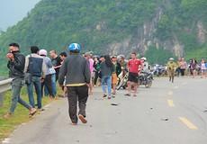 Gây tai nạn chết người, tài xế tháo biển số ô tô rời khỏi hiện trường