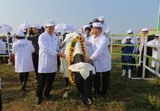 Trang trại TH: Đơn vị đầu tiên, tiên phong triển khai làm sữa hữu cơ