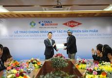 Tập đoàn Tân Á Đại Thành và Dow Water & Process Solutions  công bố thoả thuận hợp tác phát triển sản phẩm R.O tại Việt Nam