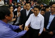 Chủ tịch Nguyễn Đức Chung cam kết không truy cứu hình sự toàn dân Đồng Tâm