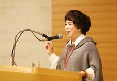 Bà Thái Hương nói về khát vọng của nữ doanh nhân Việt tại Hội nghị thượng đỉnh Phụ nữ toàn cầu