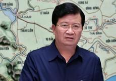 Phó Thủ tướng Trịnh Đình Dũng: Khẩn trương sơ tán dân, tìm người mất tích