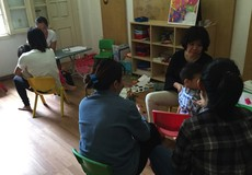 Gieo mầm hy vọng cho trẻ tự kỷ tại trung tâm Sơn Ca