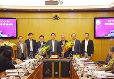 Ông Mai Lương Khôi được giao Quyền Tổng cục trưởng Tổng cục Thi hành án dân sự