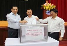 Đà Nẵng quyên góp ủng đồng bào các tỉnh Tây Bắc bị lũ lụt 3 tỷ đồng