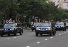 Đà Nẵng: Diễn tập xử lý các tình huống nhằm bảo vệ Tuần lễ Cấp cao APEC 2017