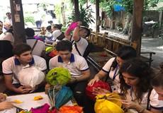 160 sinh viên, thanh niên APEC giao lưu văn hóa tại Quảng Nam