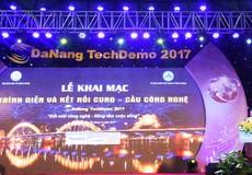 Trình diễn và kết nối cung-cầu công nghệ 2017 khai mạc tại Đà Nẵng