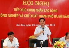 Chủ tịch Hà Nội Nguyễn Đức Chung công khai số điện thoại cá nhân