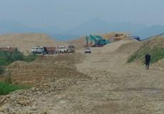 """Thái Nguyên: """"Vẽ"""" dự án nạo vét tận thu sản phẩm Hồ Núi Cốc để khai thác mỏ khoáng sản?"""