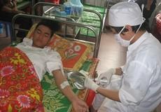 Một người dân tố bị công an đánh bất tỉnh phải nhập viện