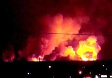 Cháy kho vũ khí Nga, hàng nghìn người phải sơ tán