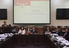 Bộ Tư pháp triển khai công tác Đảng năm 2012