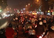 Chống tắc đường: Cho người dân chủ động đăng ký giờ làm?