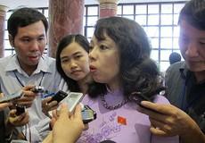 Bộ trưởng Bộ Y tế bức xúc  khát vọng bảo hiểm y tế toàn dân