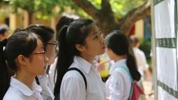Điểm chuẩn lớp 10 ở Hà Nội:  Trường tốp đầu giảm mạnh