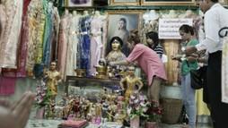 """Bí ẩn ngôi miếu thờ """"cô dâu ma"""", ma nữ nổi tiếng của người Thái"""