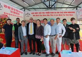 Chợ đêm Mê Kông - Mô hình chợ đêm đầu tiên và lớn nhất tại Việt Nam