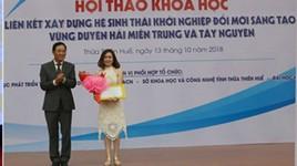 """Doanh nhân Nguyễn Ngọc Quỳnh Anh: Người """"thổi hồn"""" văn hóa Việt vào sản phẩm giày thời trang"""