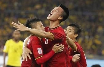 Thống kê cho thấy ĐT Việt Nam sẽ vô địch trên sân Mỹ Đình