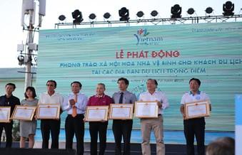 Đà Nẵng phát động xã hội hóa nhà vệ sinh công cộng phục vụ du khách