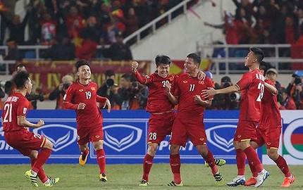 Trận đấu tiếp theo của tân Vô địch Đông Nam Á