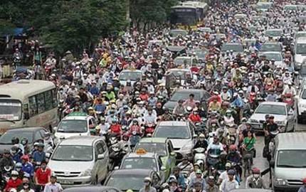 Dự kiến mỗi năm Hà Nội tăng thêm khoảng 200.000 người