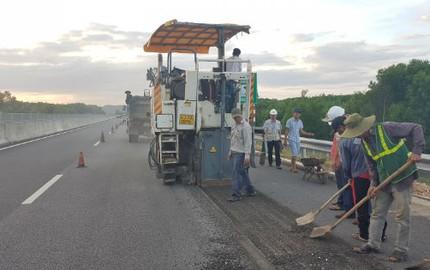 Dừng thu phí các tuyến đường khai thác bị hỏng, chậm sửa chữa