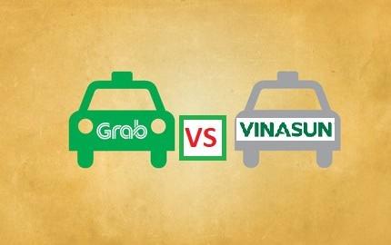 VKS cho rằng Grab phải bồi thường vì khách bỏ Vinasun để đi Grab