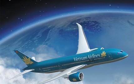 Vietnam Airlines tổ chức khuyến mãi hàng tuần