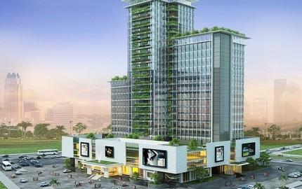 Tổ hợp khách sạn 700 tỷ đồng trên Đất Mũi