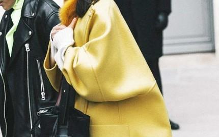 Những bí quyết phối màu sắc trên trang phục khi trời trở lạnh
