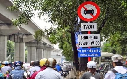 Loay hoay quản lý taxi công nghệ và truyền thống