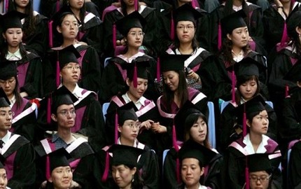 Dự thảo Luật Giáo dục Đại học: Sinh viên trong hội đồng nhà trường - tại sao không?