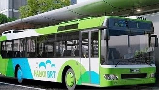 Chạy vào làn xe buýt nhanh có thể bị phạt 1.200.000 đồng