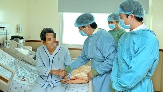 Tiền thuốc và cách chăm sóc bệnh nhân sau ghép gan