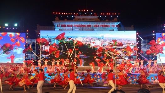 Dự kiến dành khoảng 20 tỷ cho lễ hội Hoa Phượng Đỏ - Hải Phòng 2019