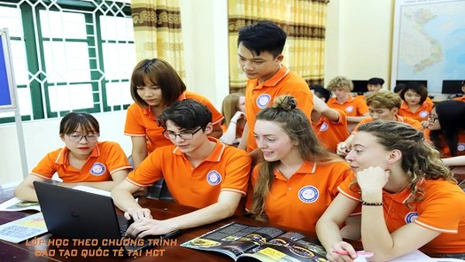 Trường cao đẳng du lịch Hải Phòng đào tạo theo chuẩn quốc tế