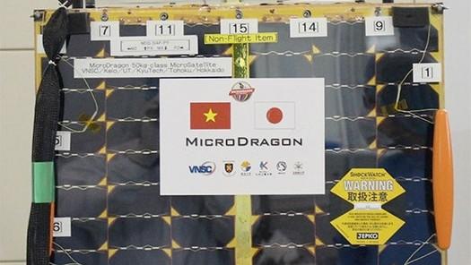 Bước tiến mới thể hiện chủ quyền trên quỹ đạo không gian của Việt Nam