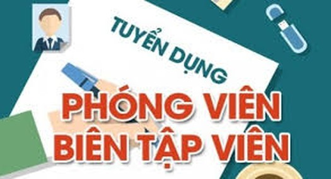 Báo Pháp luật Việt Nam thông báo tuyển dụng
