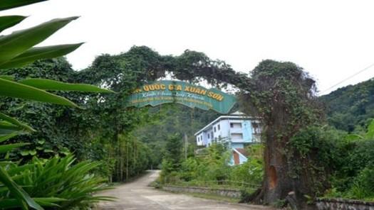 Trung tâm Giáo dục môi trường và dịch vụ du lịch sinh thái - Vườn quốc gia Xuân Sơn: Hết lòng phục vụ du khách!