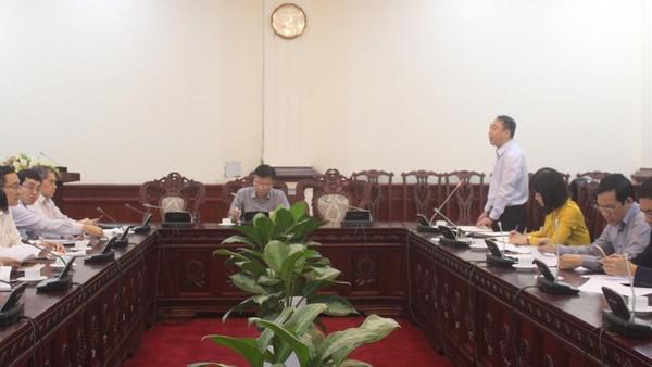 Chuẩn bị tổng kết nhiều hoạt động quan trọng của công tác pháp luật