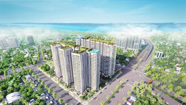 Dự án trung tâm Hà Nội chuẩn bị bàn giao thu hút người mua nhà