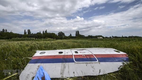 Truy nã 4 nghi can bị cáo buộc bắn rơi máy bay MH17