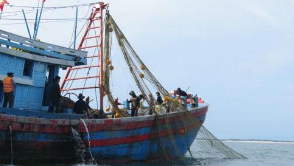Khai thác thủy sản trái phép bị phạt tới 1 tỷ đồng